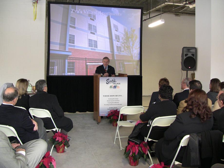 Eva's Village Apartments Grand Opening (Paterson, NJ)