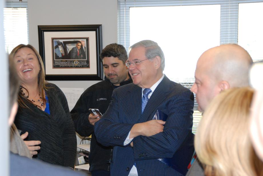Sen. Menendez is the lead sponsor of the Choice Neighborhoods Initiative Act, legislation to make these kind of initiatives permanent and to ensure that it is adequately funded.
