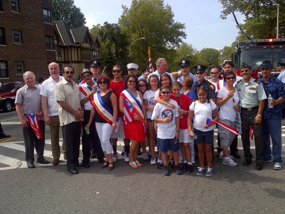 Jersey City Puerto Rican Day Parade