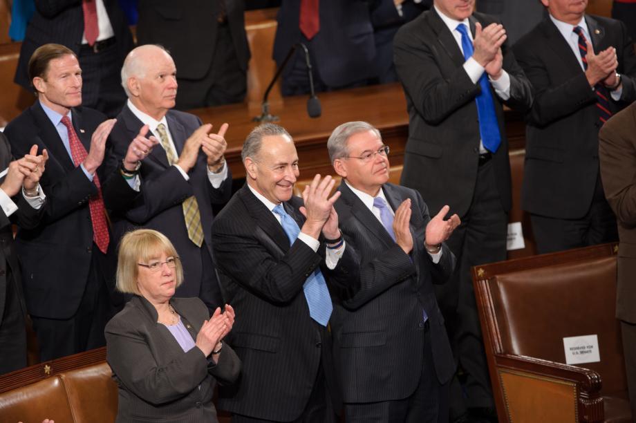 Israel PM Benjamin Netanyahu Addresses Congress