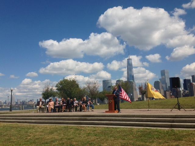 9/11 Empty Sky Memorial