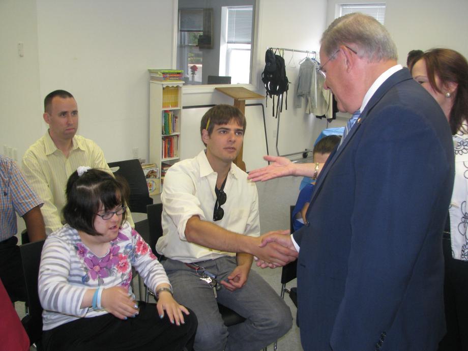 Autism CARES Act Passage Celebration