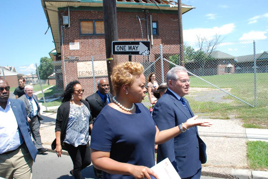 Camden Revitalization Tour