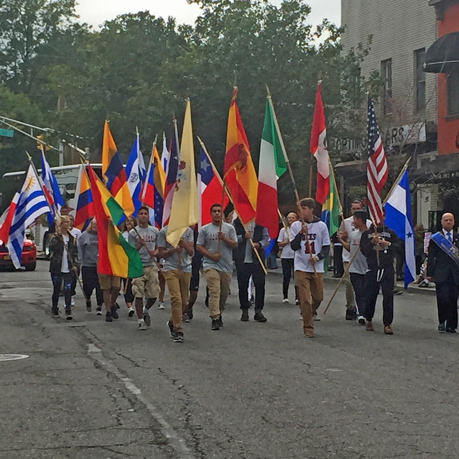 Bayonne Hispanic Parade