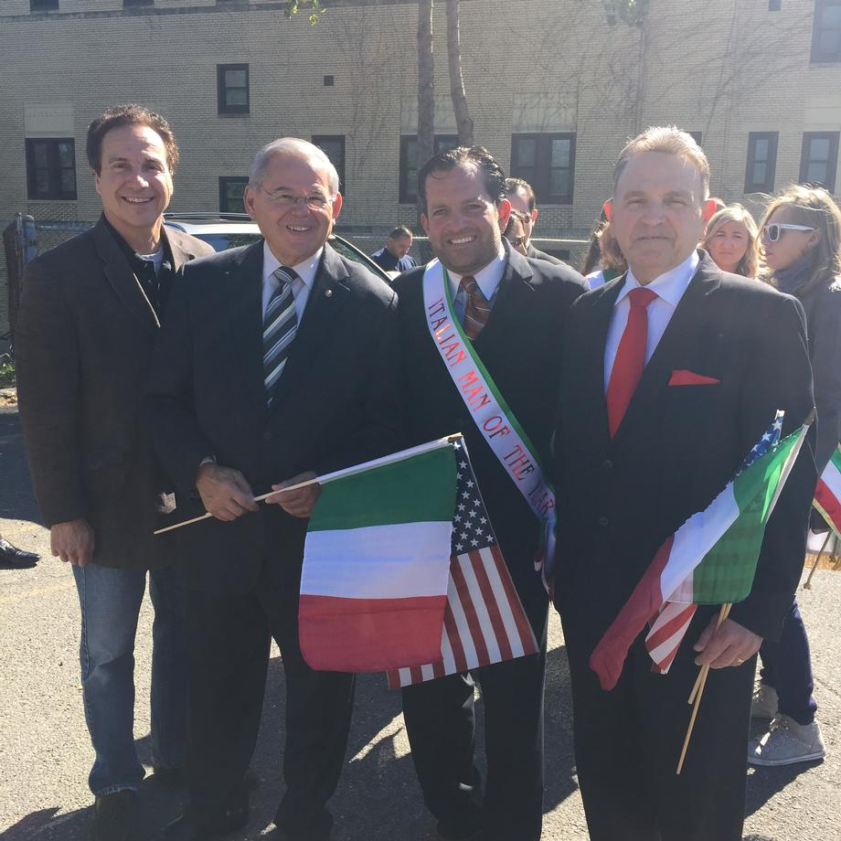 Jersey City's Columbus Day Parade