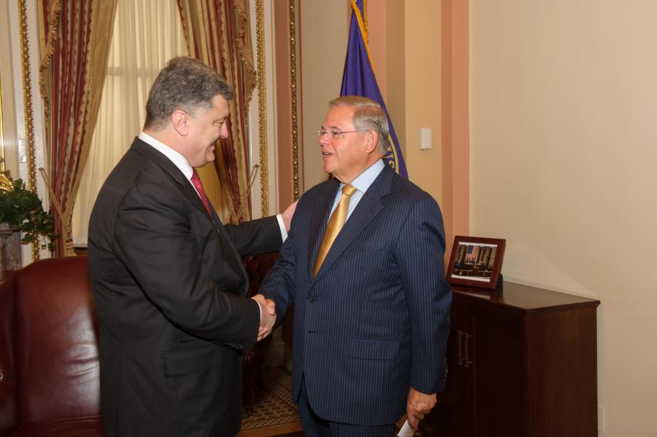 Ukrainian President Poroshenko