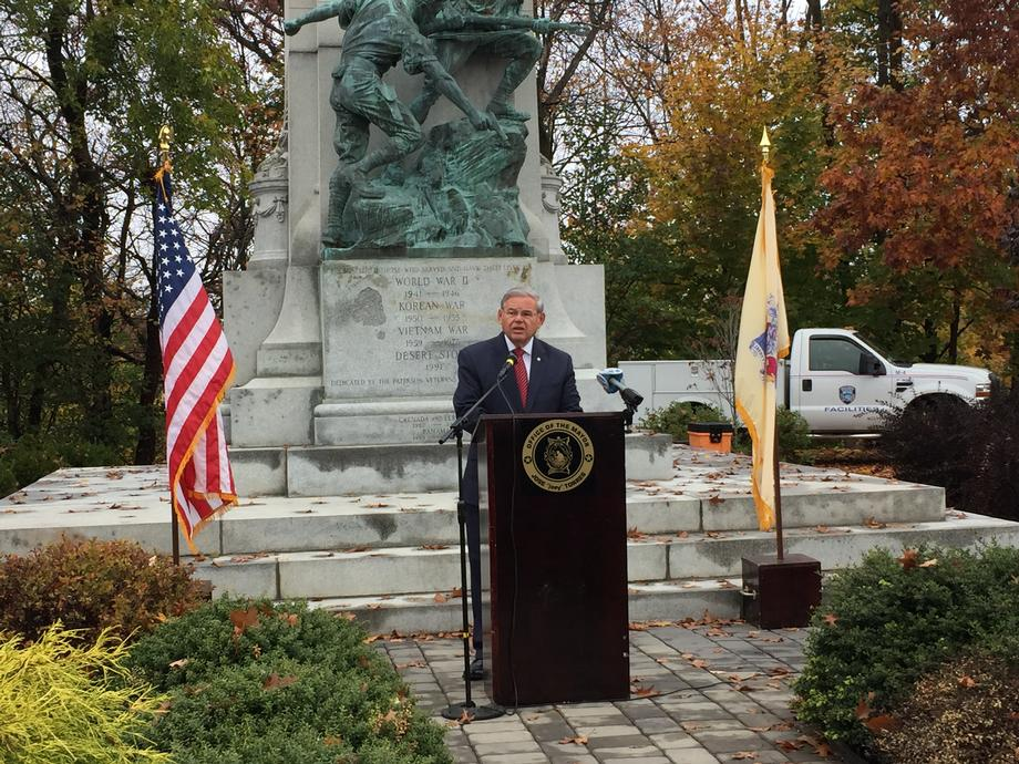 Paterson Veterans Day Memorial & Tribute Ceremony