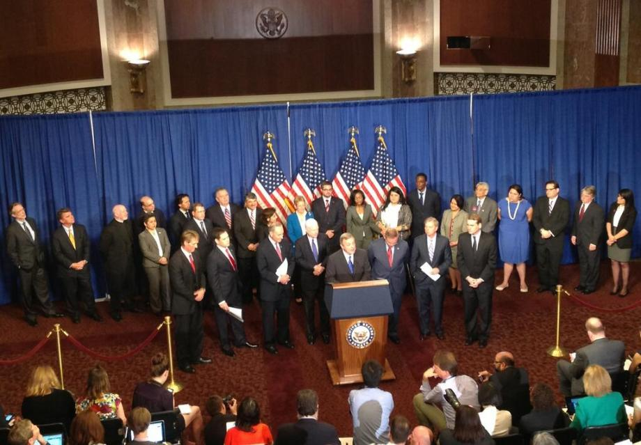 Immigration Reform Press Conference