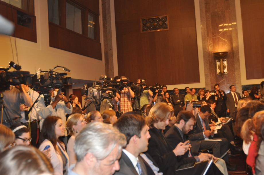 Immigration Reform Press Conference