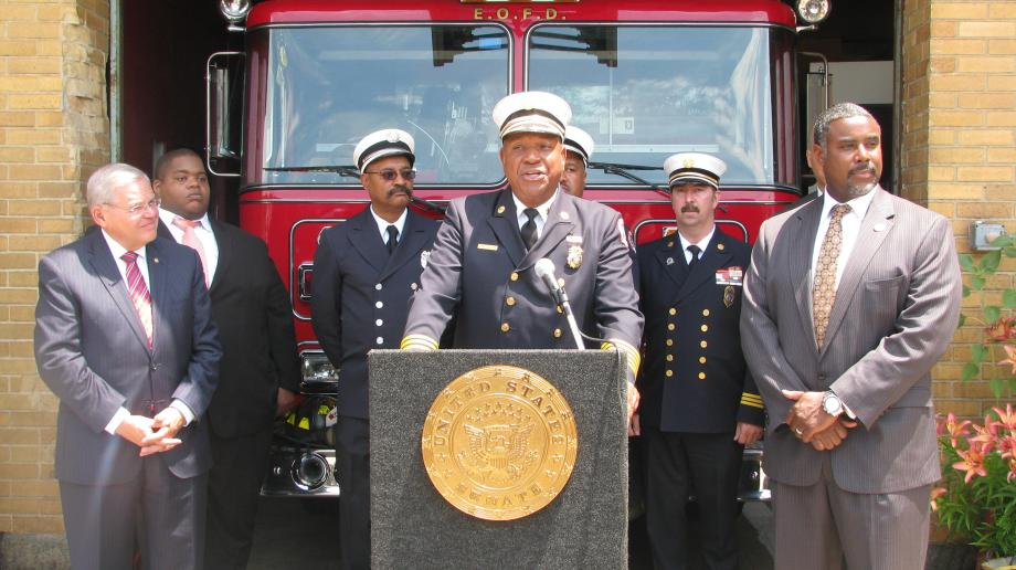 East Orange Firefighter Grant
