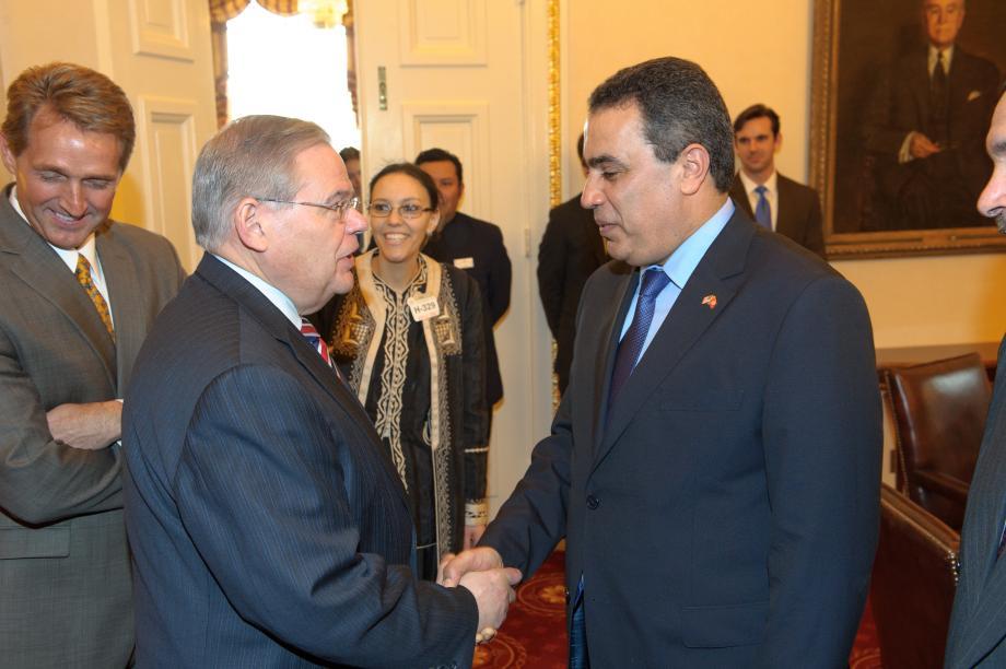 Tunisia's Prime Minister Visits SFRC