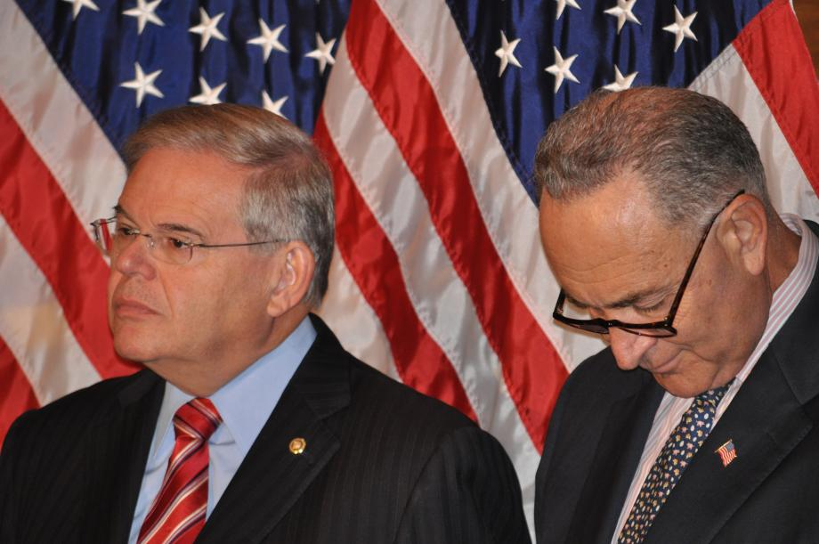 Menendez Supports Getting Teachers Back to Work (Washington, DC)